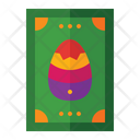 Easter Card Message Card Icon