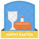 Easter Celebration Easter Party Easter Icon