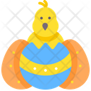 Easter Chick Icon