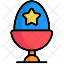 Easter Cup Egg Cup Icon