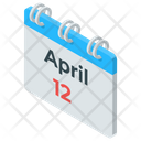 Calendar Yearbook Reminder Icon