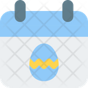 Date Easter Icon