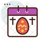Easter Day Easter Day Icon