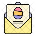 Easter Day Mail Icon