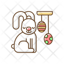 Easter Decoration Holiday Icon