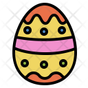 Egg Decorate Art Icon