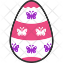 M Easter Egg Icon