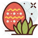 Easter Egg Decorative Egg Easter Icon