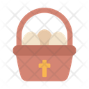 Easter Egg Culture Religion Icon