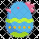 Easter Egg Egg Decorative Egg Icon