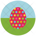 Dots Easter Egg Icon