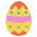 Egg Easter Decorate Icon