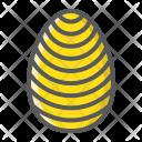 Egg Food Celebration Icon