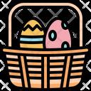 Easter Egg Basket Easter Egg Easter Icon