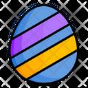 Easter Egg Design Icon