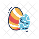 Easter Eggs Egg Hppy Easter Icon