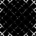 Easter Emblem Design Icon
