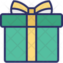 Easter Easter Gift Gift Box Icon