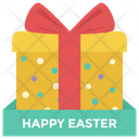 Easter Gift Icon