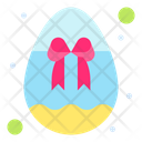 Easter Gift Gift Easter Icon