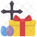 Easter Gifts Icon