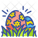 Easter Grass Icon