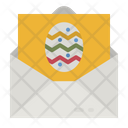 Easter Day Card Icon