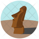 Easter islands Icon