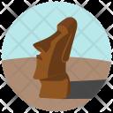 Easter Islands Wonder Icon