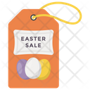 Easter Label Icon