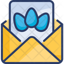 Easter Letter Icon