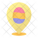 Easter Location Icon