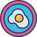 Easter Lunch Icon