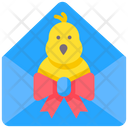 Easter Mail Icon