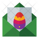 Easter Message Message Card Icon