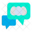 Chat Chatting Wishes Icon