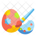 Easter Paint Easter Paint Icon