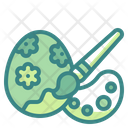 Easter Paint Icon