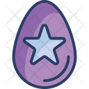 Easter Star Icon