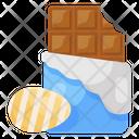 Chocolate Sweets Chocolate Bar Icon