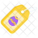 Easter Tag Icon