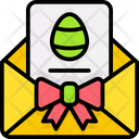 Easter Wishes Icon