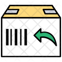 Return Box Ecommerce Icon