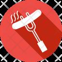 Eat Food Hotdog Icon