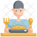 Eat Healthy Food Icon
