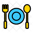 Eat Dish Meal Icon