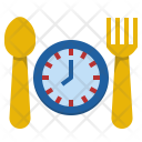 Eat routine Icon