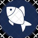 Eaten Fish Fish Fish Bone Icon