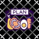 Eatery Plan Icon