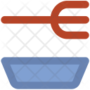 Eating Cutlery Flatware Icon